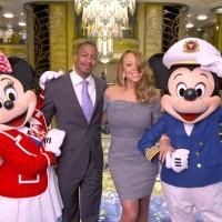 Mariah Carey Luncurkan Kapal Pesiar Disney
