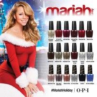 Mariah Carey Rilis 18 Cat Kuku yang Terinspirasi dari Lagu Hitsnya