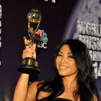 Wow! Anggun Sabet Trofi World Music Award 2014