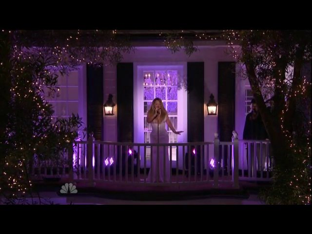At Home In Concert With Matt Lauer
