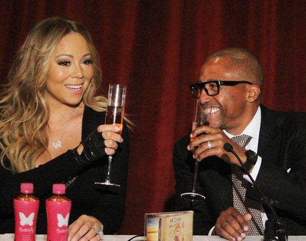 Mariah Butterfly beverage 2