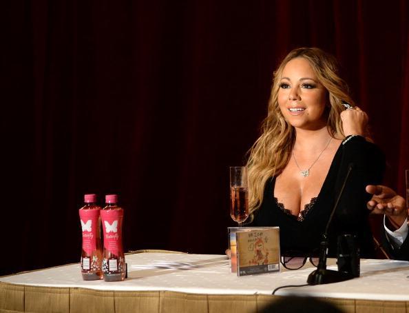 Mariah Butterfly beverage