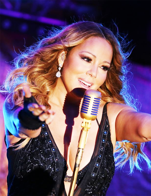 Mariah Carey perfroms at The Eden Roc Hotel, France - June 17, 2014 5
