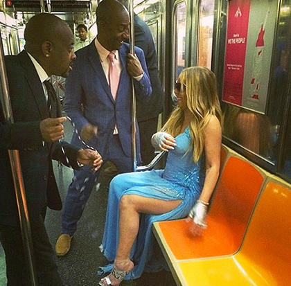 MC JD Subway