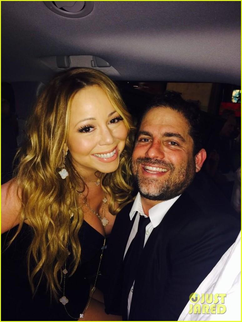Mariah Carey Brett Ratner Hercules Premiere