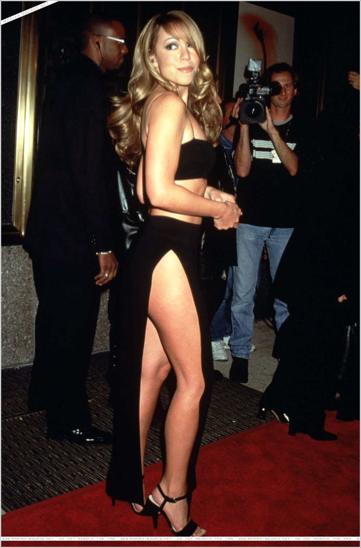 Mariah Carey VMA 1997