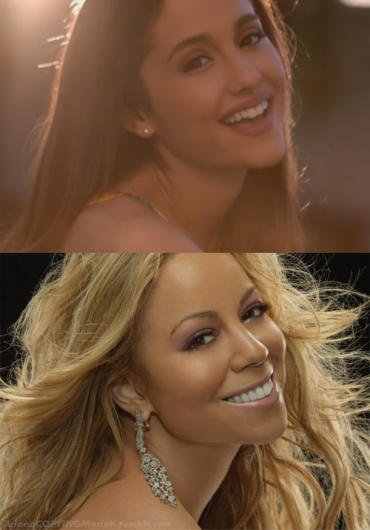 Mariah Carey VS Ariana Grande