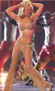 VMA 2000 Britney