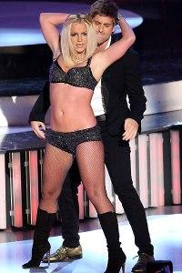 VMA 2007 Britney