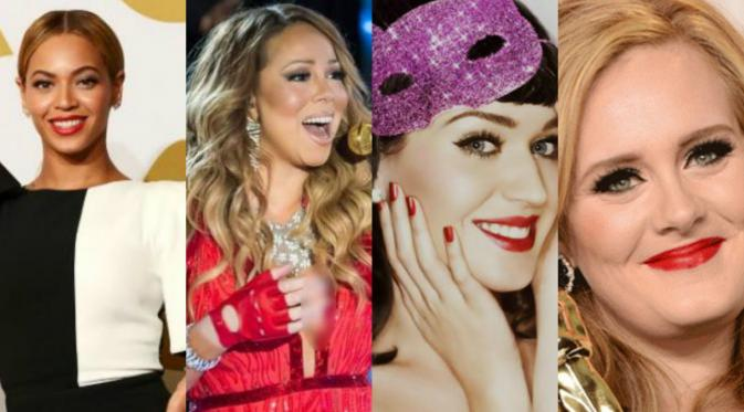 4 Penyanyi yang Pernah Menangis Saat Konser