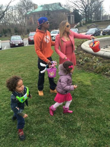 Happy Easter!! #ontheegghunt