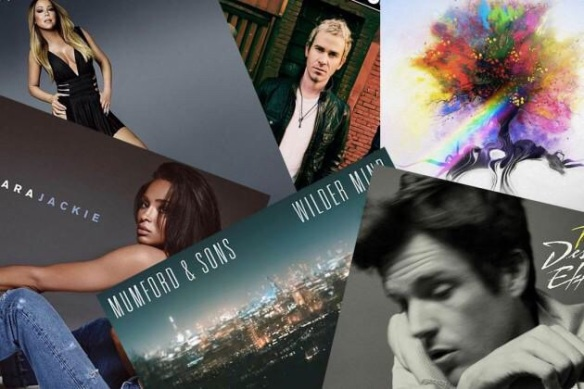 Which May 2015 Album Are You Most Excited to Hear?