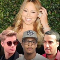 Baru Direkam, Kolaborasi Justin Bieber-Mariah Carey 'Why You Mad?' Bocor